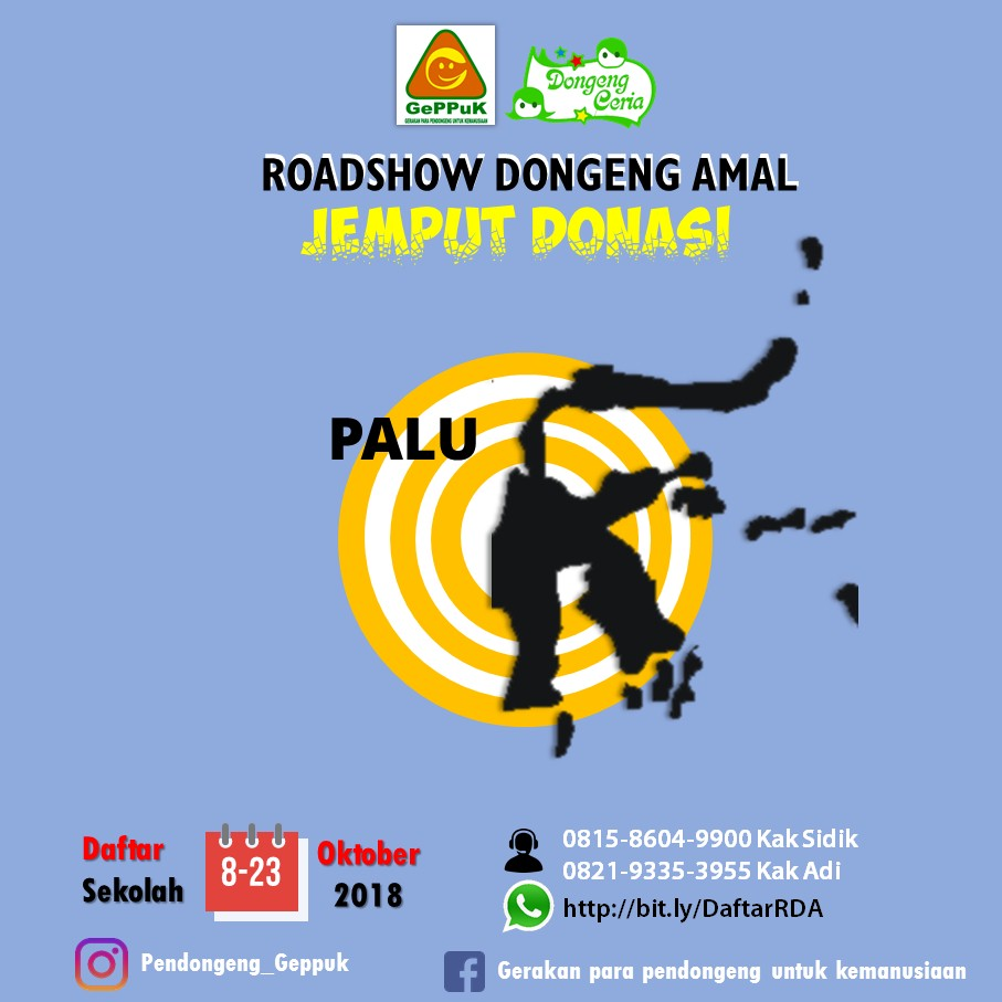 Road Show Dongeng Amal